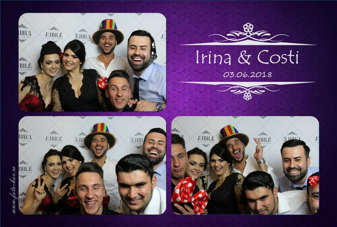 cabina foto restaurant jubile concept,photobooth bucuresti
